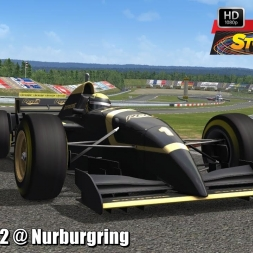 Formula V12 @ Nurburgring Driver's View - Stock Car Extreme 60FPS