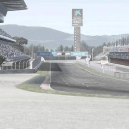 [Assetto Corsa] BMW M4 Coupé Akrapovič Edition @Circuit de Catalana GP (circuit cams) | 4K-UHD