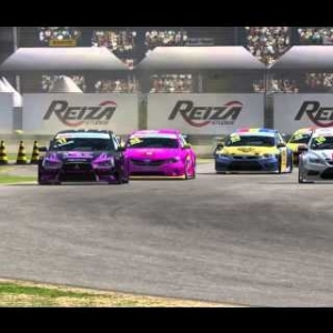 Game Stock Car: RDTCC Round 2, Race 2, all passes.