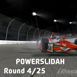 """iRacing: Powerslidah"" (Verizon IndyCar Winter Series Round 4: Iowa Speedway)"