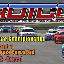 RDTCC Season 9||Division 2||Round 3 (Race 1)