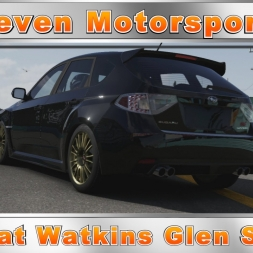 Forza Motorsport 6 Race at Wakins Glen Short (60fps)