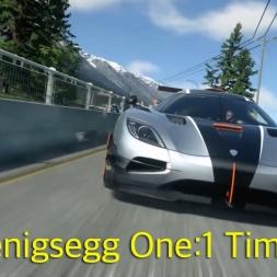 DriveClub™ - Koenigsegg One:1