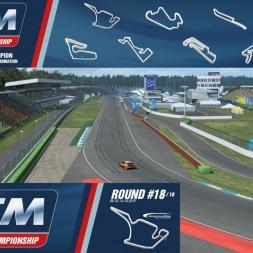 R3E - DTM 2015 Virtual Championship #18 - Hockenheim - Audi RS 5