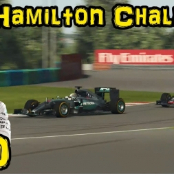 F1 2015 - The Hamilton Challenge - Ep 10: Hungary