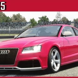 Assetto Corsa - Audi RS5 + DOWNLOAD