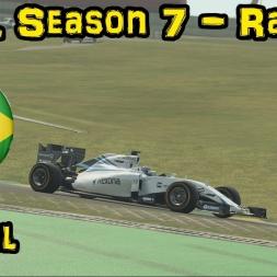 F1XL Season 7 Race Highlights - Round 1: Brazil