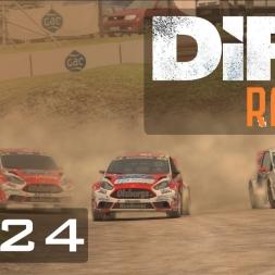 DiRT Rally Gameplay: FIA World Rallycross... - Episode 24