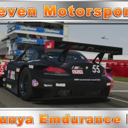 Forza Motorsport 6 Catalunya Endurance race (60fps)