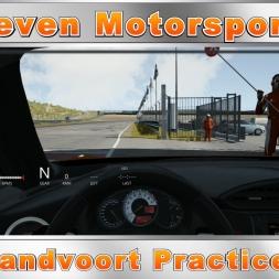 Assetto Corsa Zandvoort Practice
