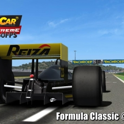Formula Classic @ Cheste Driver's View - Stock Car Extreme 60FPS