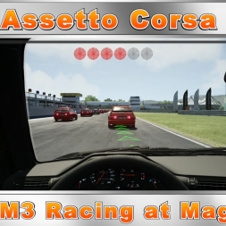 Assetto Corsa BMW M3 Racing at Magione (60fps)
