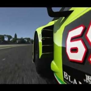"AC • Lamborghini ""Petermina"" Huracan GT3 @ Barcelona GP | EL"