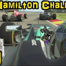 F1 2015 - The Hamilton Challenge - Ep 11: Belgium