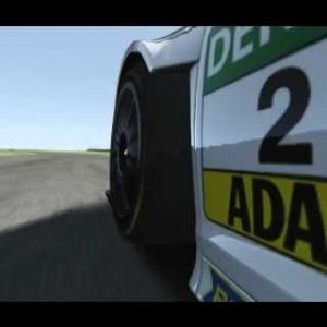 AC • Audi R8 LMS Ultra @ Donington GP • flying Start | E4L4
