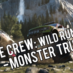 Let's Test | The Crew: Wild Run Beta | Monster Truck Gameplay