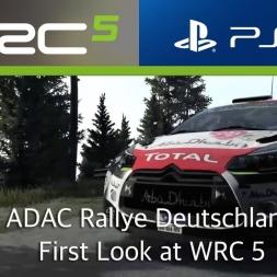 WRC 5 FIA Rally - Citroen DS3 WRC - Kris Meeke/Paul Nagle