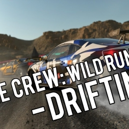 Let's Test | The Crew: Wild Run Beta | Drifting Gameplay