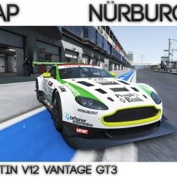 Project Cars - Hotlap Nürburgring | Aston Martin GT3  - 1:54.703 + Setup