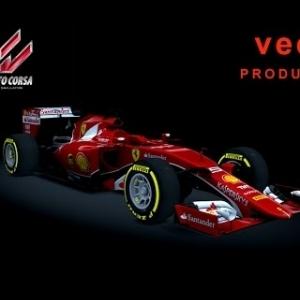 Assetto Corsa Ferrari SF15 T Beta 0.7 @ Monza Hotlap