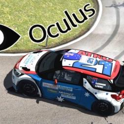 Oculus Rift DK2 - DS3 WRC at Trento Bondone - Assetto Corsa