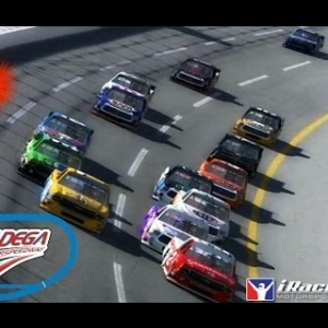 iRacing - Trucks at Talladega S4 2015