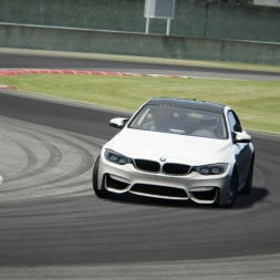 Assetto Corsa BMW M4 Multicam @ Magione