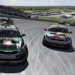 iRacing BSRTC Pro Series Round 80 from Circuit of the Americas