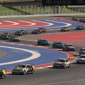 iRacing BSRTC Pro Series Round 81 from Circuit of the Americas