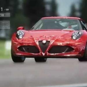 Assetto Corsa :: Alfa Romeo 4C @ Trento Bondone