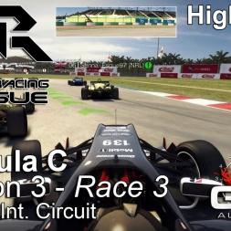 NRL Formula C - S3 - Malaysia Highlights