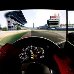 Assetto Corsa - Lotus 49 @ Catalunya - Onboard Triple Screen