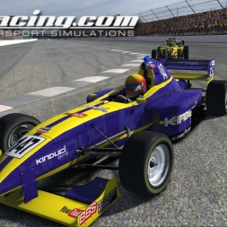 iRacing AOR Pro Mazda Championship S4 Round 6: Indianapolis