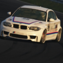 GTR-Masters | Assetto Corsa Fun | BMW 1M | Suzuka | Balazs Toldi OnBoard
