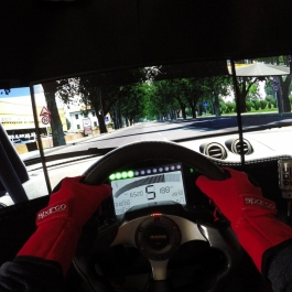 Assetto Corsa - Lotus Evora GTC @ Luccaring - Onboard Triple Screen