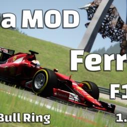 Assetto Corsa - Ferrari SF15-T Hotlap Red Bull Ring (1.07,455)[60FPS]