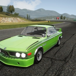 Assetto Corsa | 1971 BMW 3.0 CSL S1 RC v1.0 Download Now!