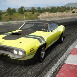Assetto Corsa | 1971 Plymouth GTX RC 1.0 Download Now!
