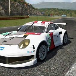 Assetto Corsa | Porsche 911 RSR LMS 2013 Download Now!