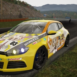 Assetto Corsa   Volkswagen Scirocco GT24 v2.0 Download Now!