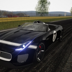 Assetto Corsa | 2015 JAGUAR PROJECT 7
