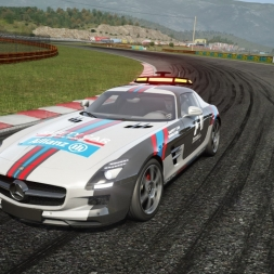 Assetto Corsa | Mercedes Benz SC OSRW F1 v1.2 Download Now!