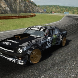 Assetto Corsa | HOONIGAN RTR Mustang Download Now!