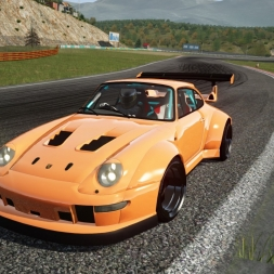 Assetto Corsa | Porsche 911 Carrera RWB  Sprint v1.0 Download Now!