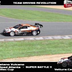 Iracing Cadillac Cup Road Atlanta -SUPER BATTLE!!