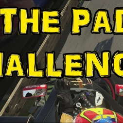F1 2015 - The Pad Challenge - MENTAL RACE!