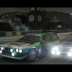 Lancia Delta S4 @ Lakeside (Aspen) - DiRT 3 Repaly 60FPS