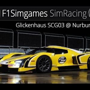 F1Simgames Glickenhaus SCG03 @ Nurburgring GT