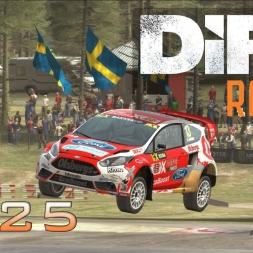 DiRT Rally Gameplay: Heated Heats (60FPS) - Episode 25