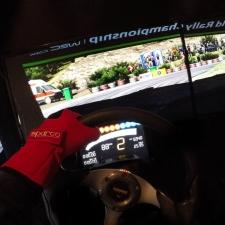 Assetto Corsa - Citroen DS3 WRC @ Krajiska Zmija Hillclimb - Onboard Triple Screen